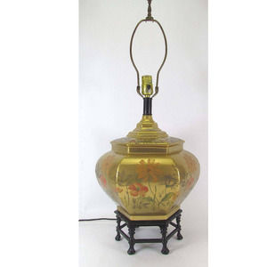 VTG-Morris Greenspan-Hollywood Regency Table Lamp